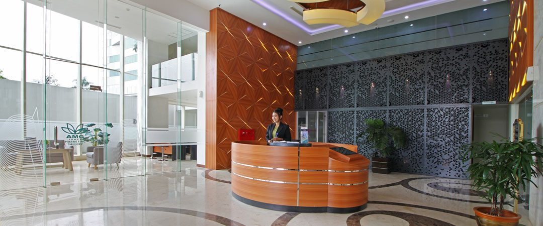 Premium Office with Luxurious Facilities